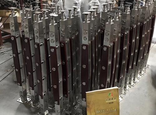 不锈钢工程立柱