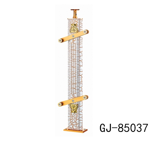 铝镁合金楼梯立柱