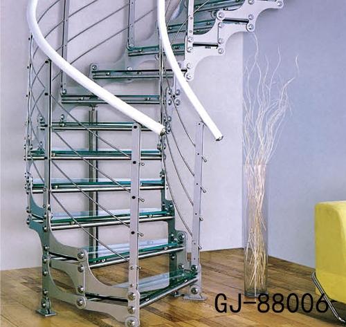 不锈钢楼梯价格