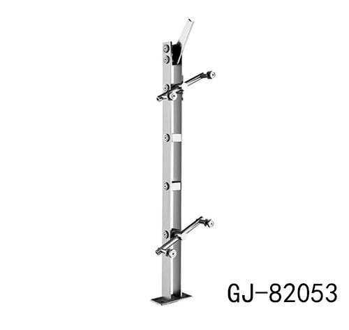 不锈钢立柱扶手
