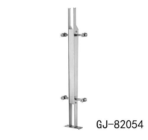 不锈钢楼梯立柱定制